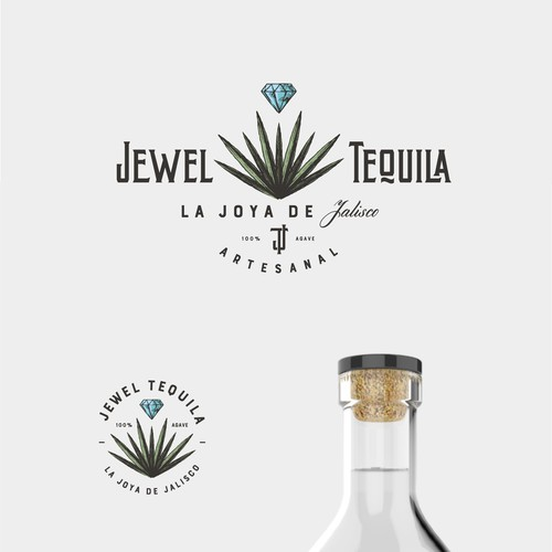 logo for JEWEL TEQUILA