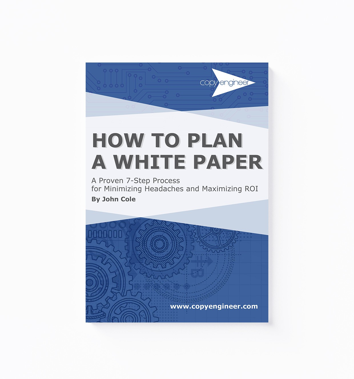 Make CopyEngineer's white paper beautiful and reader-friendly