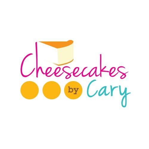 Cheesecake Logo in Multi-Color