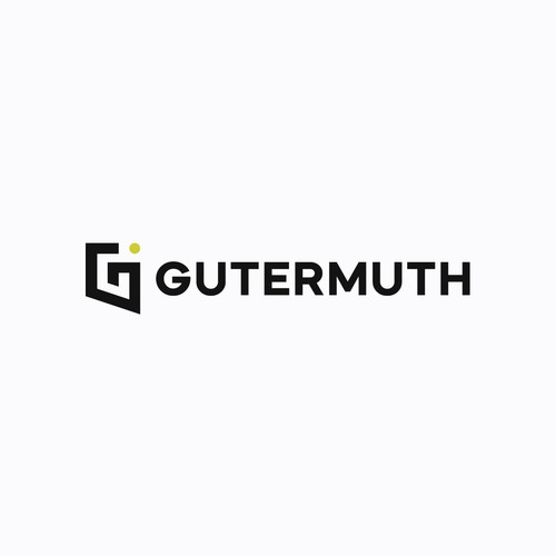 Logo for Gutermuth printing company