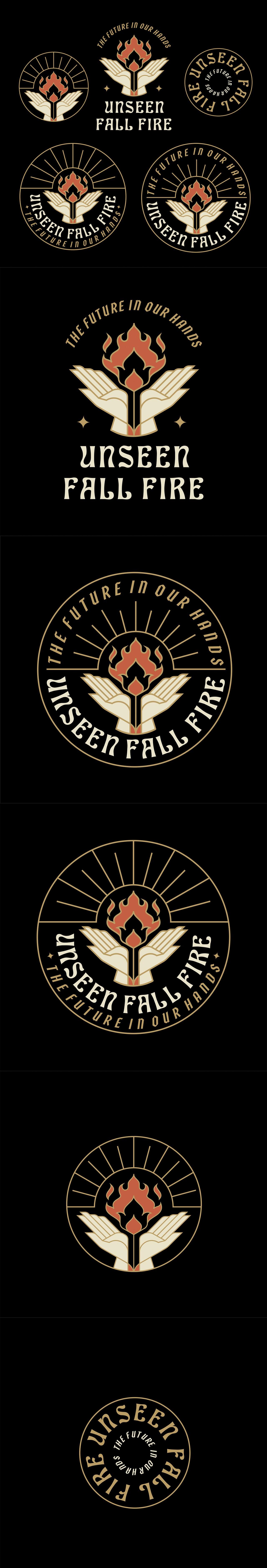 Unseen Fall Fire Event Pack
