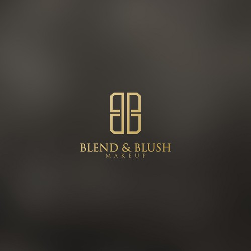 Create and wining logo design for Blend & Blush makeup