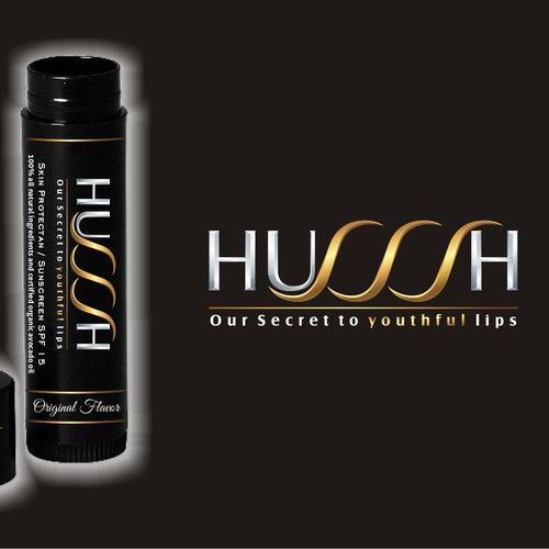 Help Husssh with a new logo