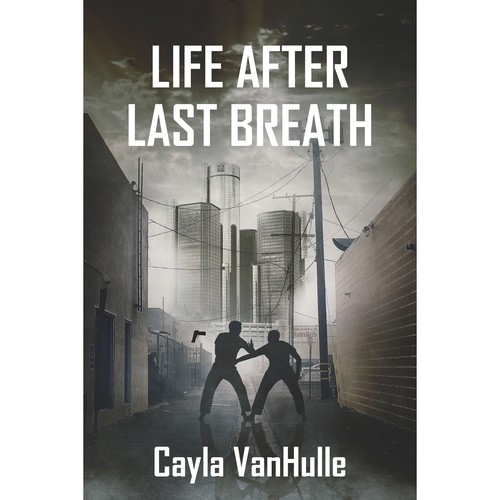 ''Life after last breath'' book cover