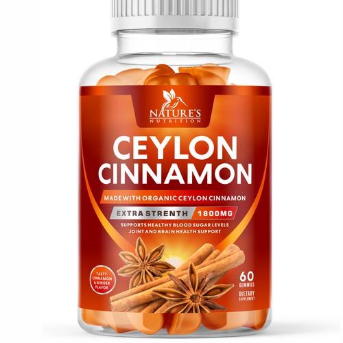 Nature's Ceylon Cinnamon