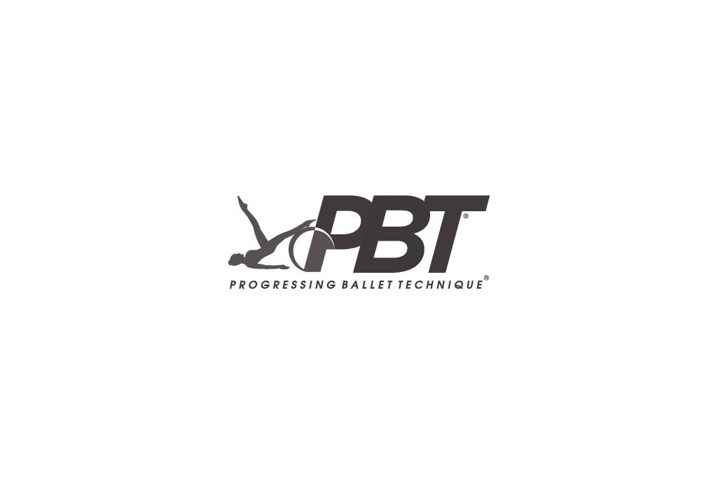 Create a modern logo for a ballet company