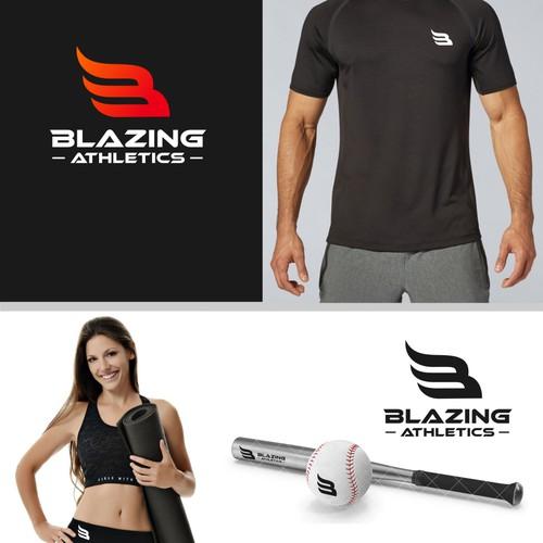 Blazing logo