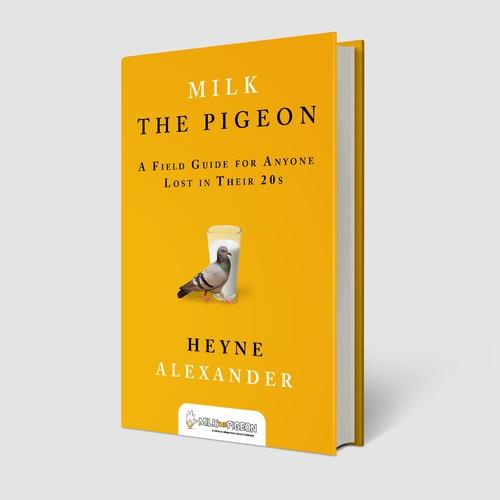 Self - help book cover design