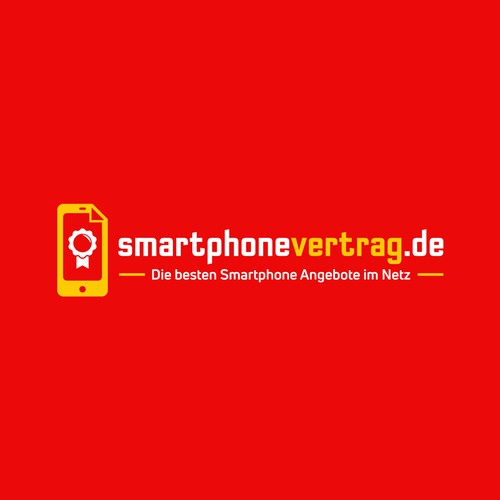 smartphonevertrag.de Logo Design