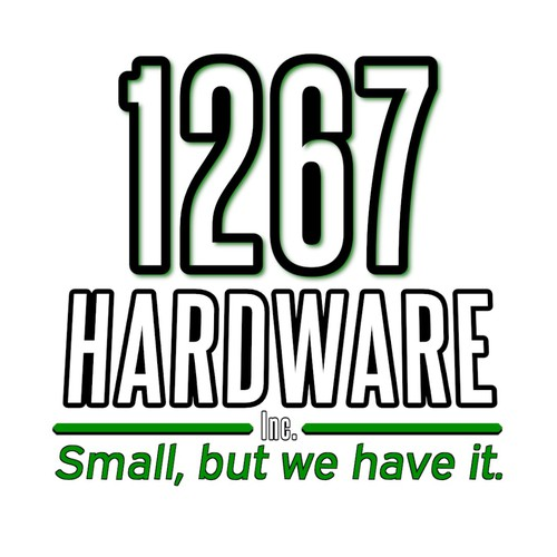 Hardware Store Logo (Winning design)
