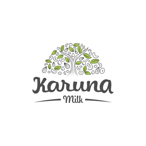 Logo for Non Dairy Milk Product