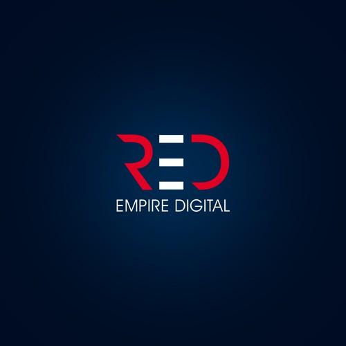 Logo Design RED