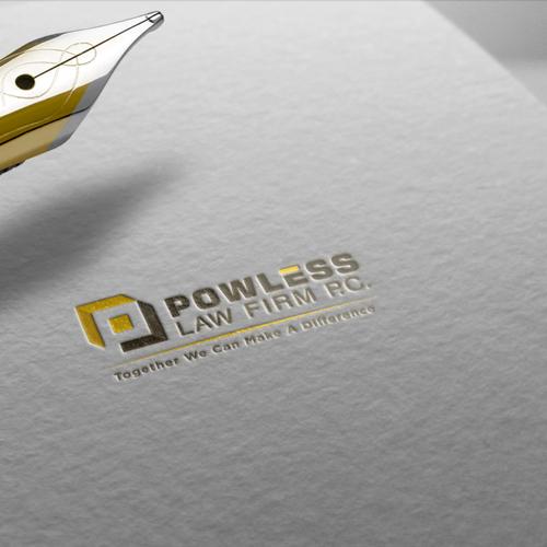 Powless law firm logo