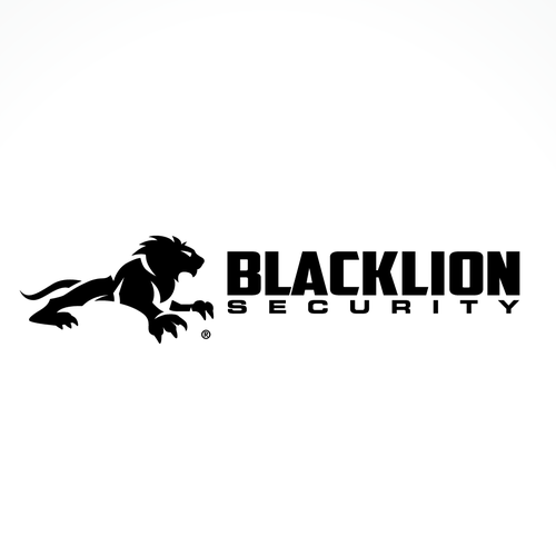 BLACK LION SECURITY needs a new logo