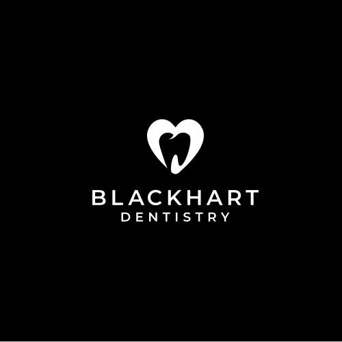 Blackhart Dentistry needs it's first logo for new owner
