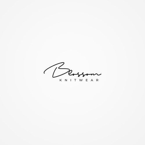 Delicate handwriting