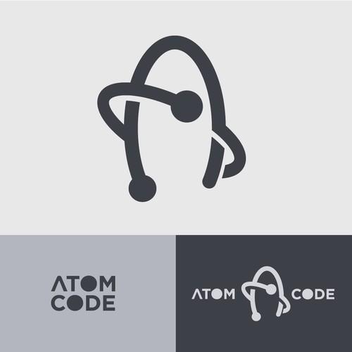 Logo Concept for a Coding Company
