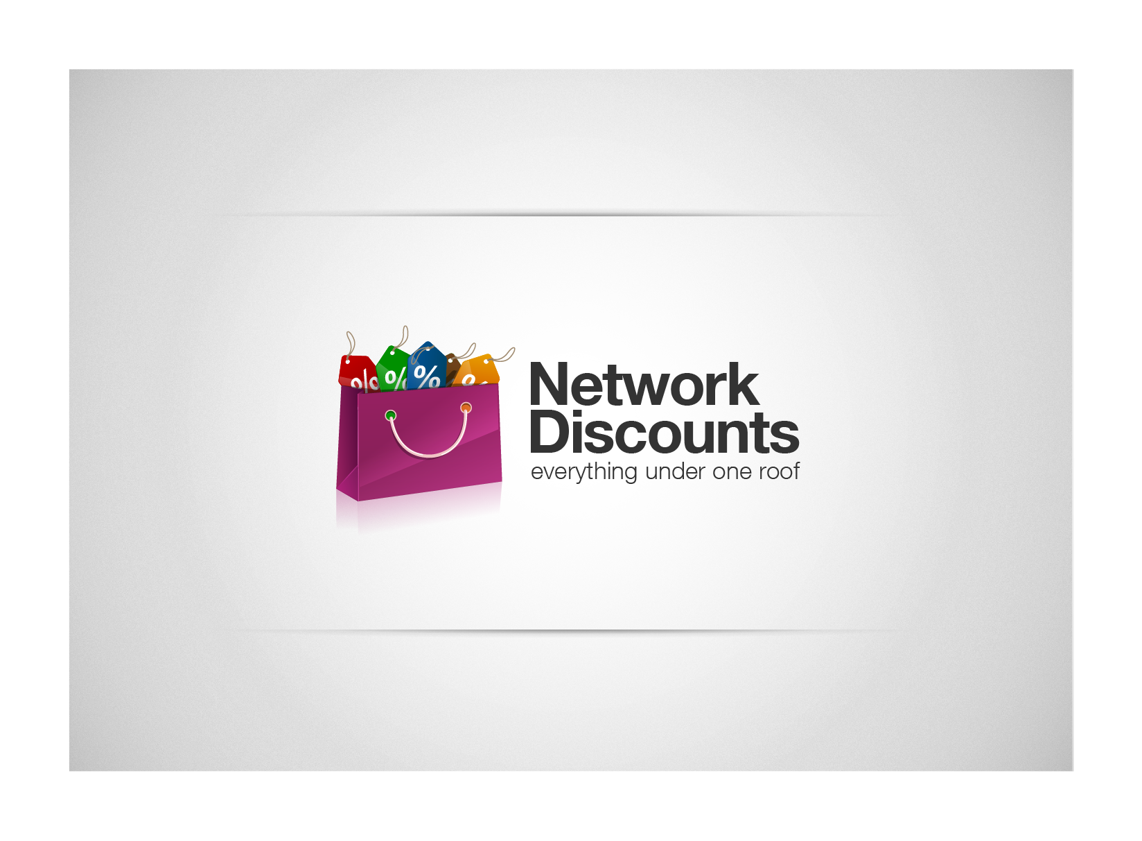 Help Network Discounts with a new logo