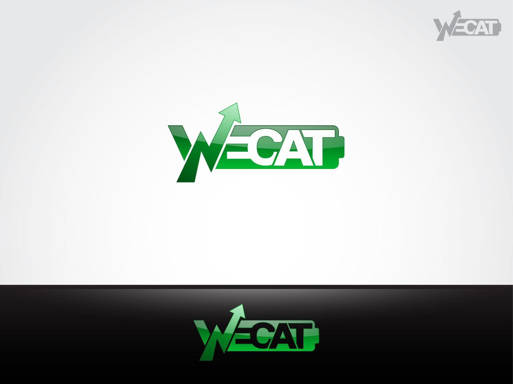 logo for we-cat