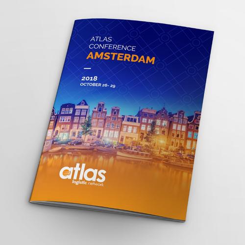 Cover, Brochure - Atlas
