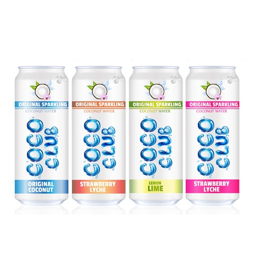 Coco club coconut water