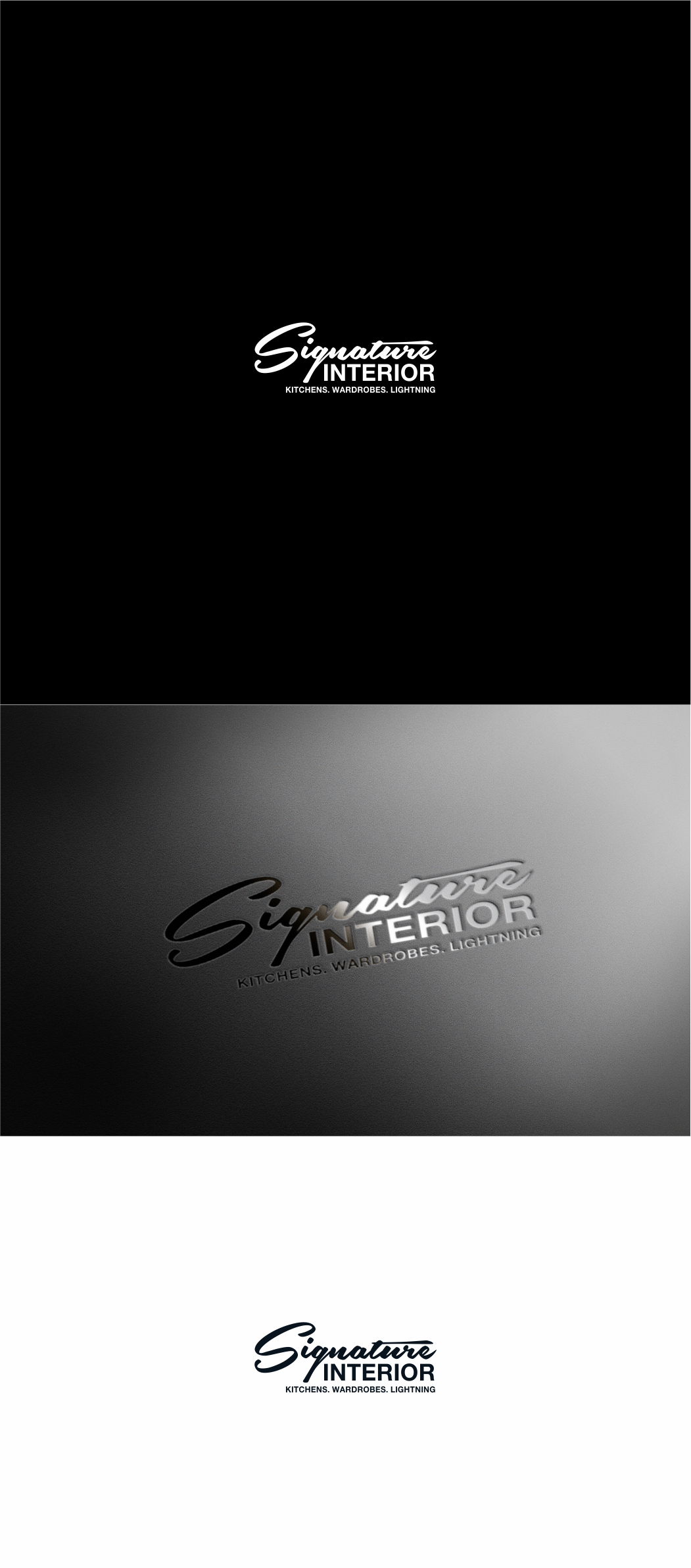 Signature furniture store looking for new logo prize guarantee !!!