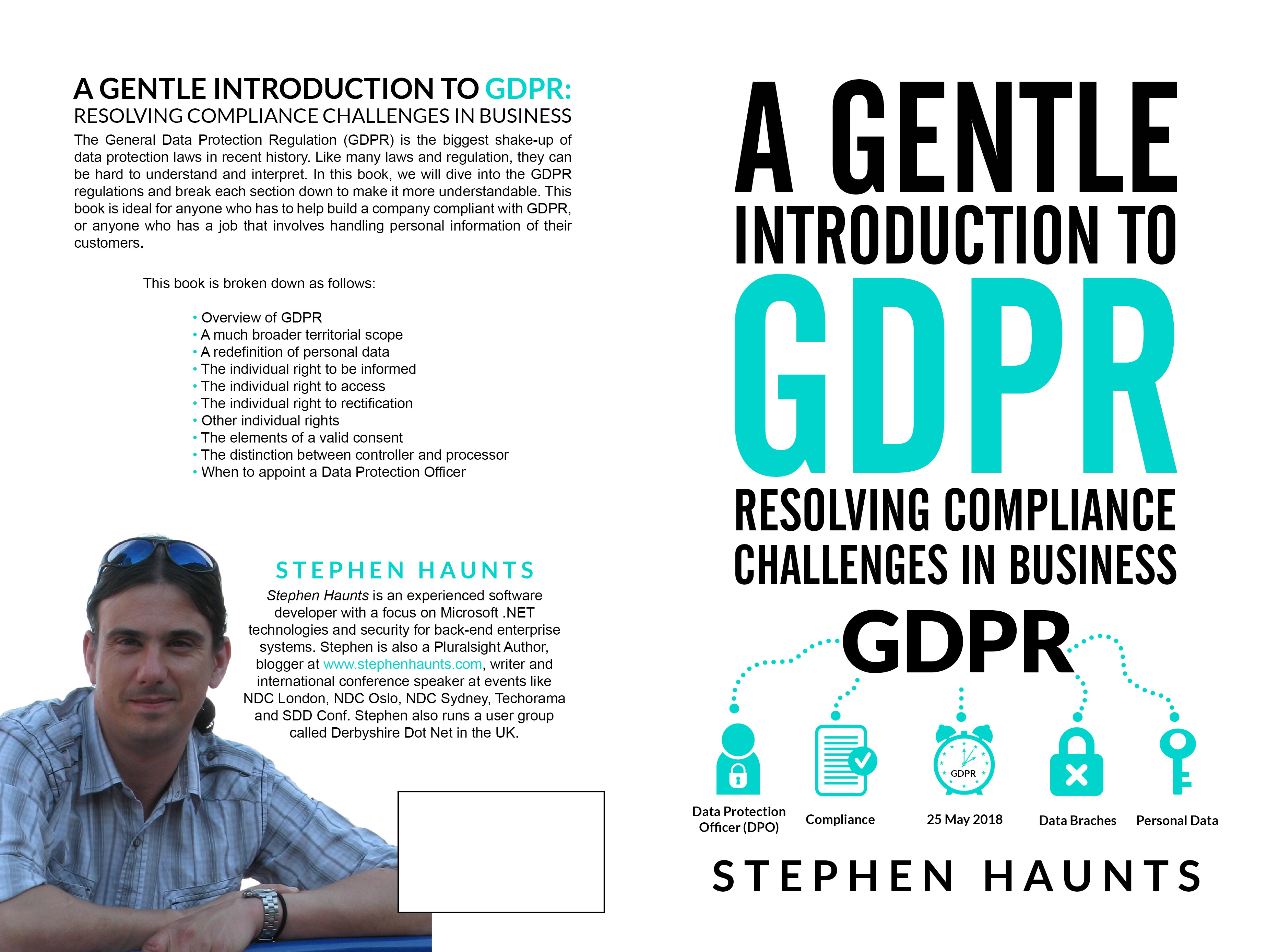 A Gentle Introduction to GDPR: Resolving Compliance Challenges in Business