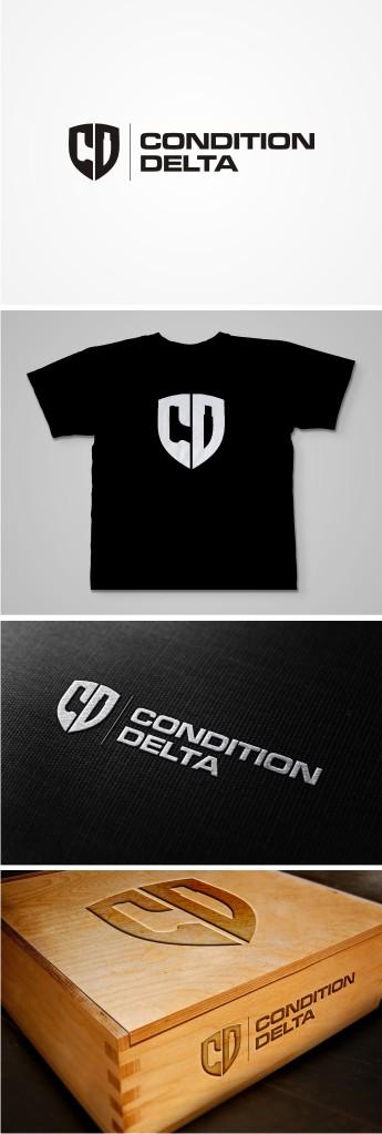 Create the next logo for Condition Delta