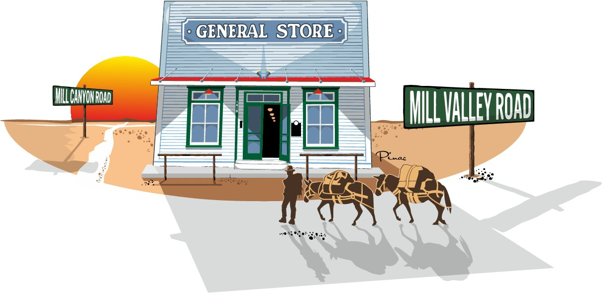 Mill Valley Road General Store