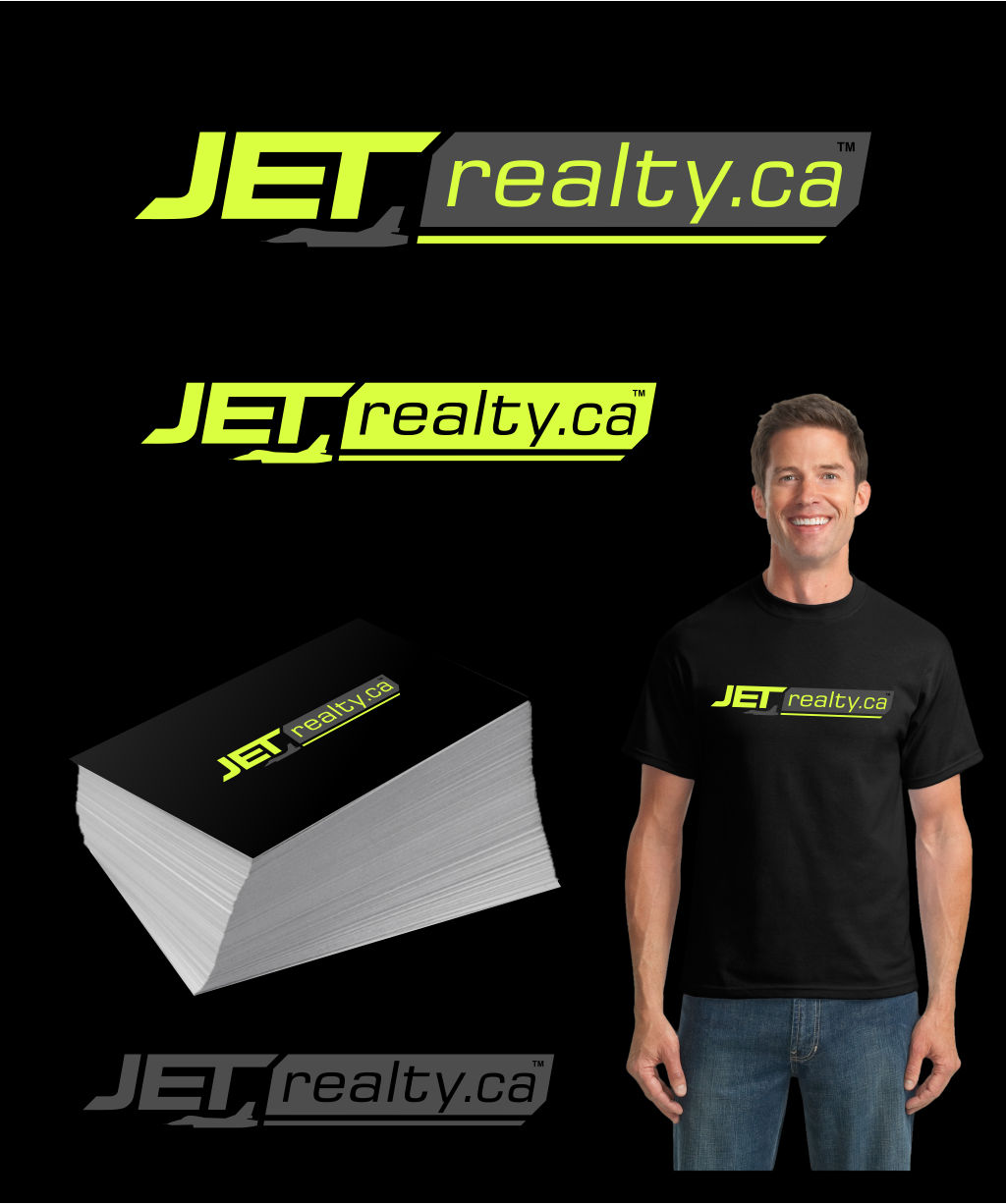 New logo wanted for jetrealty.ca