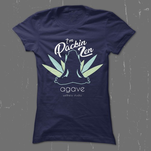 Agave Wellness shirt design