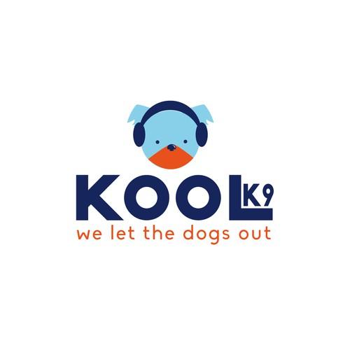 Logo proposal for KoolK9