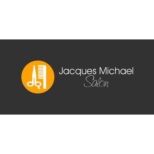 Help jacques michael salon with a new banner ad