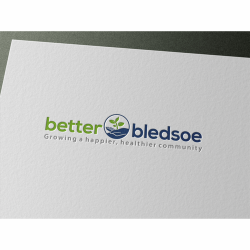 Create a sophisticated yet simple logo to bring awareness to improve health in our community!