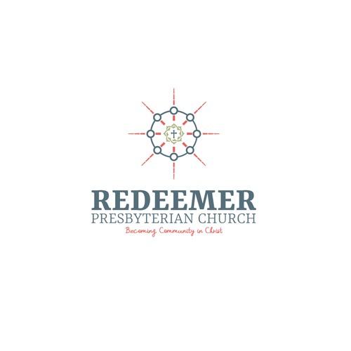 Logo concept for Presbyterian Church