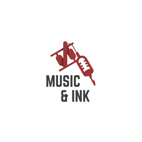Logo For Music Ink