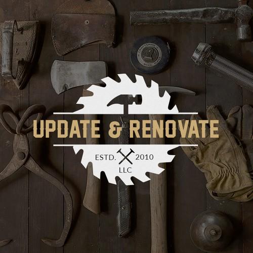 Update & Renovate logo (branding identity pack)