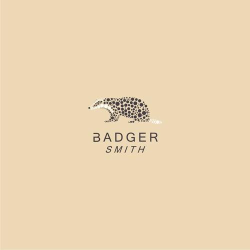 logo for badger smith