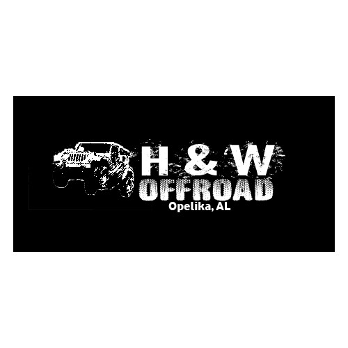 H&W Off Road needs a Logo!