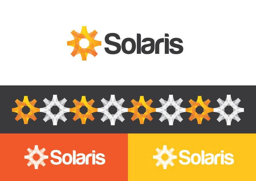Strong dependable business image for Solaris