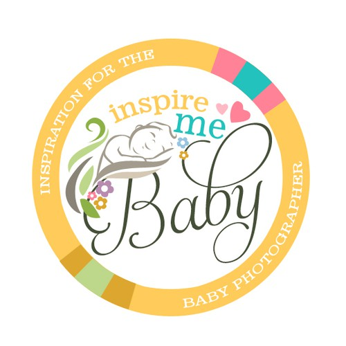Inspire Me Baby needs a new logo