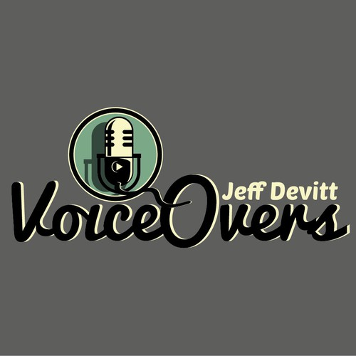 Jeff Devitt: VoiceOvers logo