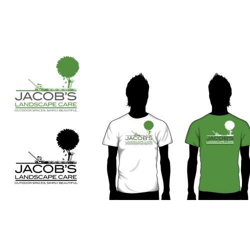 Logo Concept for Jacob's Landscape Care