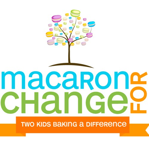 New logo wanted for Macaron for Change