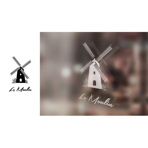 Help Le Moulin with a new logo