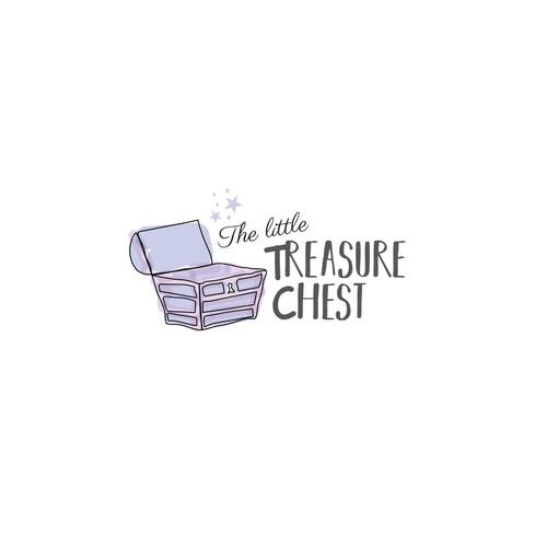 Logo pour magasin de jouets style parisien