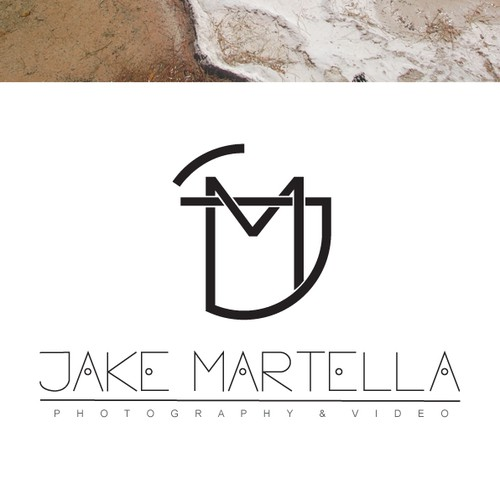Logo concept for a photographer