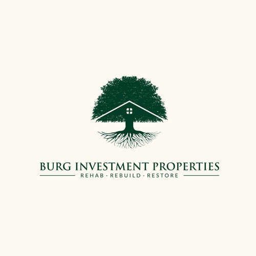 "Logo concept for ""Burg Investment Properties"""