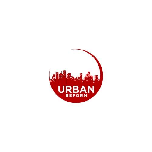 Bold, Modern and Minimalist logo concept for Urban Reform