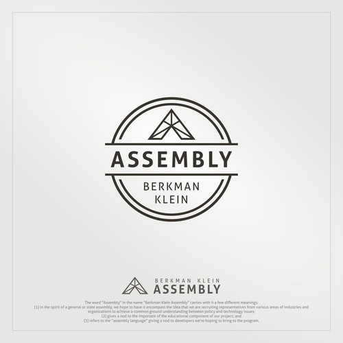 Logo for Assembly
